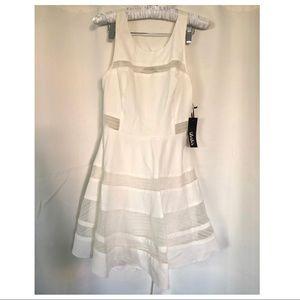 NWT Lulus's white dress